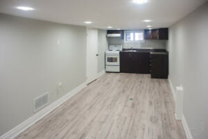A Clean 1 Bedroom Basement Available August 1st.