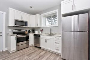 NEW! Fully Furnished Basement Suite