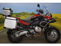 BMW R1200GS Adventure **BMW Panniers + Top Box, ESA, ABS, ASC**