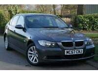 2007 BMW 3 Series 320d SE 4dr Auto 4 door Saloon
