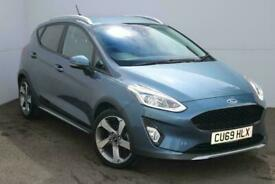 image for 2019 Ford Fiesta ACTIVE X Manual Hatchback Petrol Manual