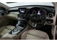 2017 Mercedes-Benz C Class C200 Sport 2dr 9G-Tronic Auto Coupe Petrol Automatic