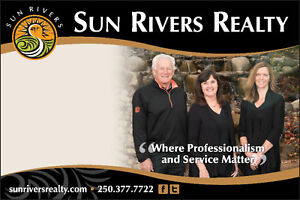 """Sun Rivers Realty- """" Where Professionalism & Service Matter"""""""