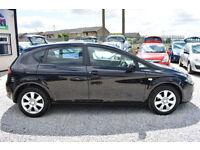 Seat Leon 1.9TDI STYLANCE 5 DOOR TDI BLACK +BEAUTIFUL+