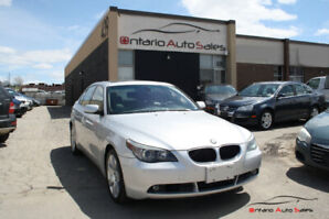 2006 BMW 5-Series 530xi - Great Value!!!