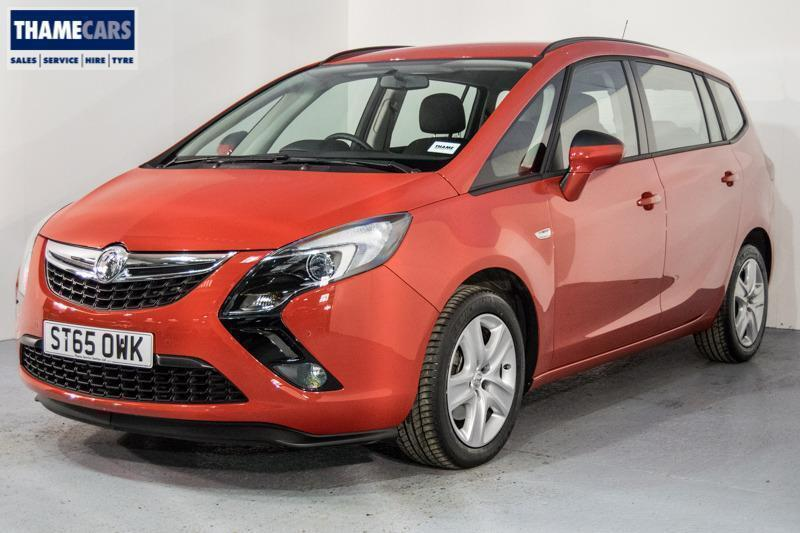 2015 Vauxhall Zafira Tourer 1 4 Turbo 140ps Exclusiv With Cruise Control,  Air Co | in Thame, Oxfordshire | Gumtree