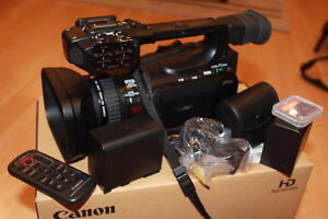XF100 Canon Professional Camcorder w/10x HD 1.8-2.8 Lens