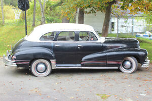 1946 Pontiac 4 door Sedan