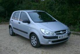 One Owner HYUNDAI GETZ GSI done just 54978 Mile with SERVICE HISTORY and NEW MOT