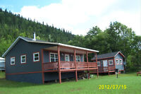 Beautiful Scenic cottage/home for sale in Newfoundland