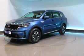 image for 2021 Kia Sorento 1.6 h T-GDi 2 Auto AWD (s/s) 5dr SUV Petrol/Electric Hybrid Aut