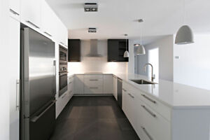 Outremont Penthouse,  2 bed, 2.5 baths, indoor parking available