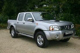 VERY TIDY NISSAN NAVARA PICKUP done 113870 Mile with SERVICE HISTORY and WARRANT