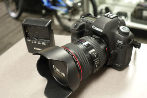 Canon 5D Mark II DSLR Camera Body with EF 24-85mm f/4 L IS USM L