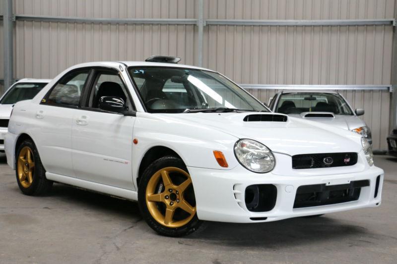 Subaru Impreza WRX STI Fresh Import Spec C Type RA (Rally Altered ...