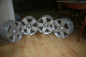Like-New 2007 Ford Fusion Wheels