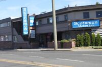 Weekend Housekeeper needed for the Scotsman Motel