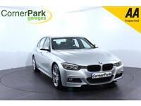 2014 BMW 3 SERIES 318D M SPORT SALOON DIESEL