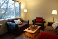 Nice duplex:  5 1/2 in Outremont, now