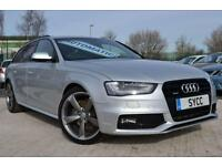 2014 Audi A4 3.0 TDI Black Edition Plus S Tronic Quattro 5dr 5 door Estate