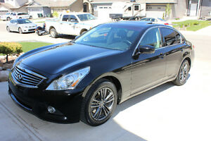 2010 Infiniti G37x Luxury Sedan LOW KMS!