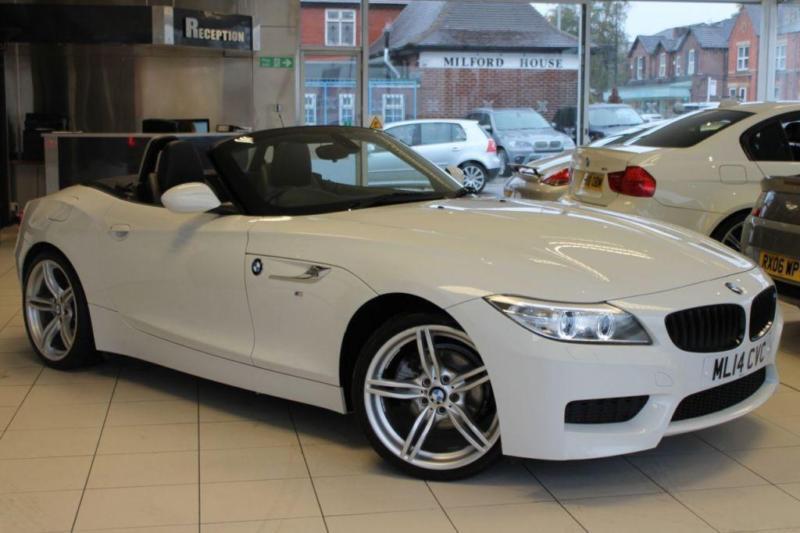 2014 14 BMW Z4 2.0 Z4 SDRIVE20I M SPORT ROADSTER 2D 181 BHP