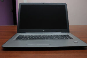 HP Notebook - 17 inch - Win 10 - 16GB RAM, New Condition
