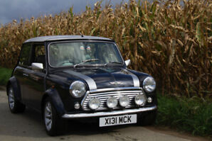 2000 MINI Rover Mini Cooper Sport RHD UK Special Edition