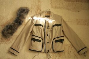 HIgh Quality Leather Jacket by Leonardos