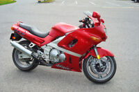 Kawasaki Ninja ZX6 -- NEW PARTS