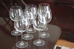 Waterford Marquis Red Wine Glasses