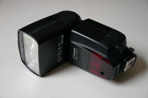 Canon 580EXII Flash and 2x PocketWizard PlusX Transceivers