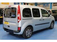 Renault Kangoo 1.6 Auto Wheelchair Accessible car mobility vehicle Auto