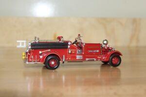 Camion de pompier AMRENS FOX PUMPER 1938