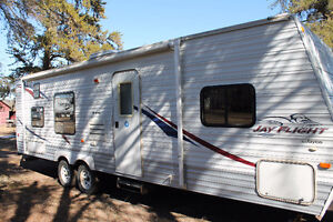 2008 Jayco Jay Flight Travel Trailer BHS with bunks