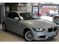 2014 14 BMW 1 SERIES 2.0 118D SE 5D AUTO 141 BHP DIESEL