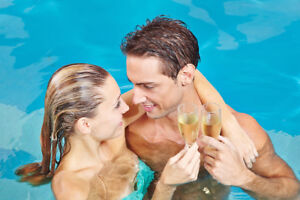 50% off Pampering Couple's Kelowna Getaway