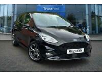 2021 Ford Fiesta 1.0 EcoBoost Hybrid mHEV 125 ST-Line Edition 5dr **With Parking