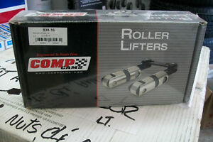 CompCams Competion Cams Ford Windsor Solid Roller Lifter 838-16
