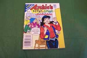 ARCHIE    STORY   &  GAME DIGEST MAGAZINE  YEAR   1994  NO 30 Oakville / Halton Region Toronto (GTA) image 1