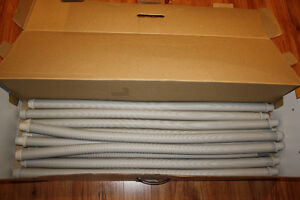 "10 pack 48"" hoses for pool vac"