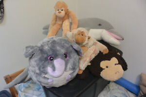 Clean stuffed toy for sales