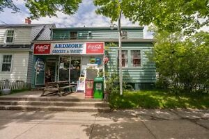 Income Property with Commercial Space