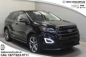 2016 Ford Edge Sport Heated / Cooled Leather - Navigation