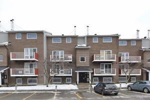 PRICE REDUCED! Renovated 2 Storey Condo in Blossom Park