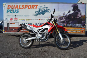 2014 Honda CRF250L - great condition - light use