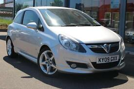 2009 VAUXHALL CORSA 1.6T 16V SRi [AC] 150 BHP and 6 SPEED