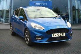 image for 2020 Ford Fiesta 1.0 EcoBoost 125 ST-Line Edition 5dr Low mileage privately owne