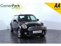 2011 MINI HATCH COOPER HATCHBACK PETROL