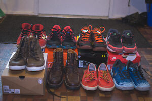 Steal shoes for sale! Spring cleaning